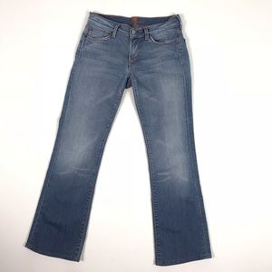 7 for all Mankind bootcut light wash size 27x27.5